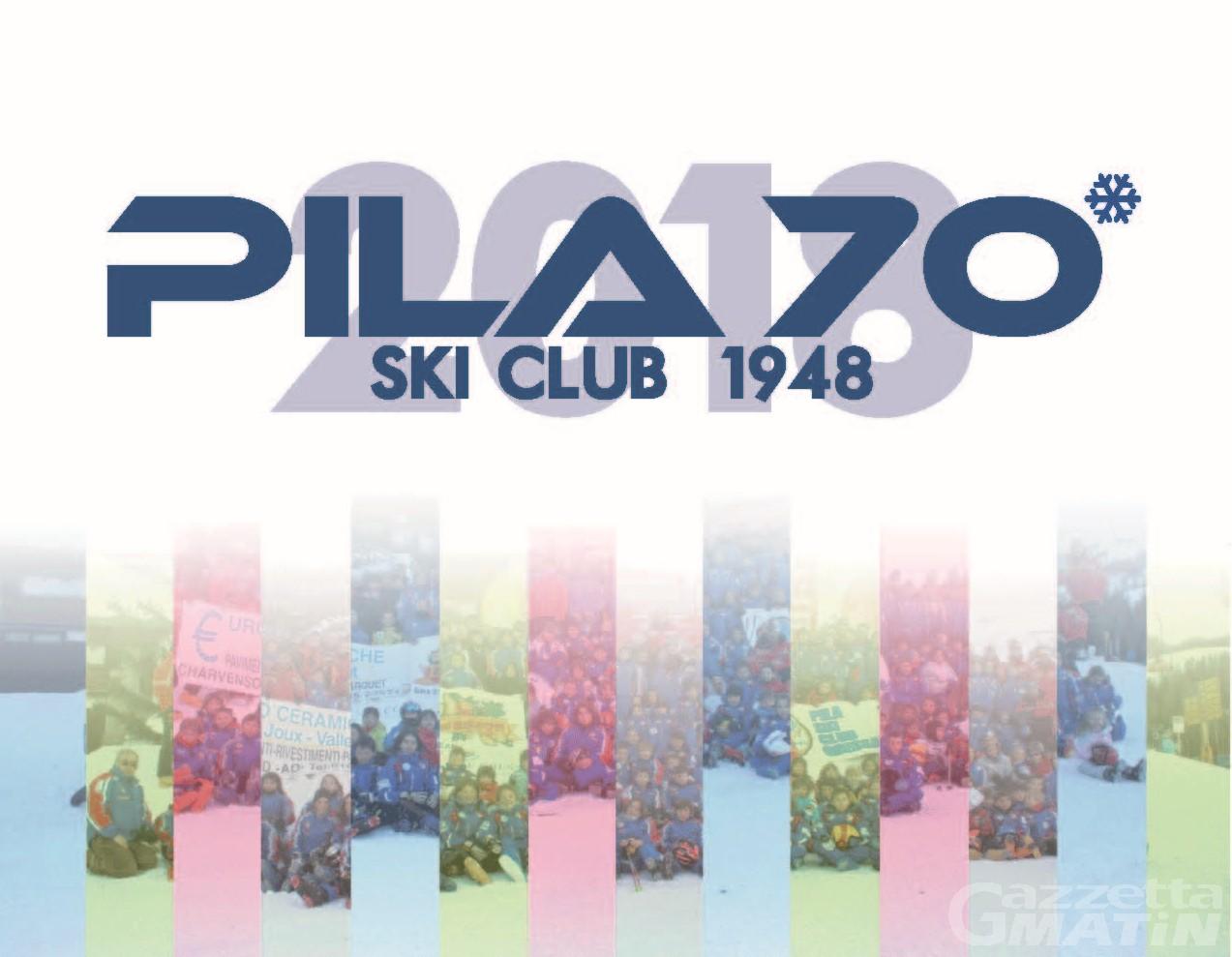 Gressan: domenica la festa per i 70 anni dello Ski Club Pila
