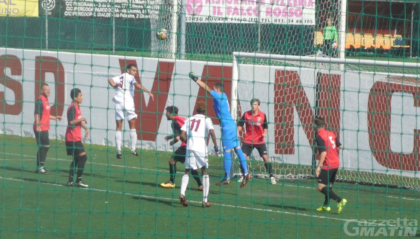 Calcio: in semifinale di Coppa ci sarà Aygreville-Borgomanero