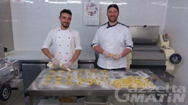 Punto Pasta Aosta: passione, qualità, stagionalità