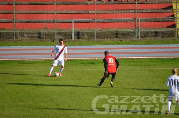 Calcio: Aygreville ko nell'andata della semifinale di Coppa
