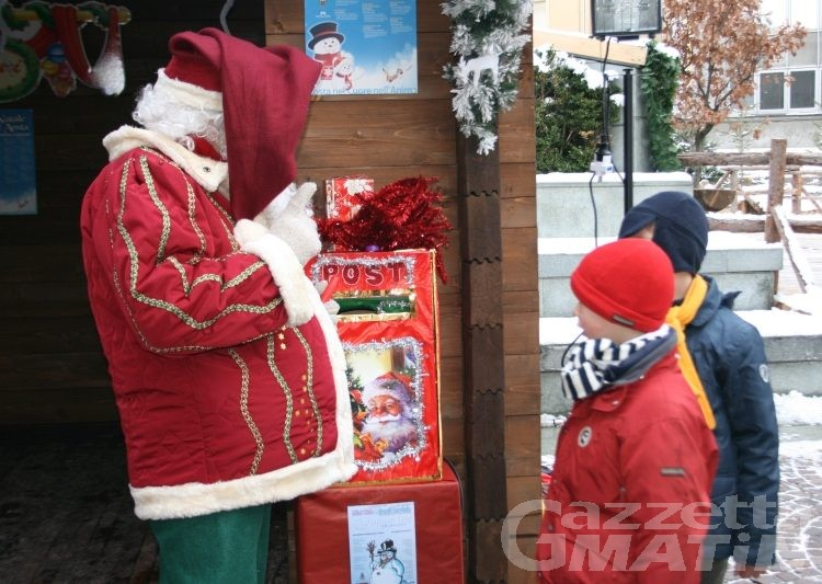 Ascom Confcommercio cerca 5 Babbi Natale, Adava li ha trovati