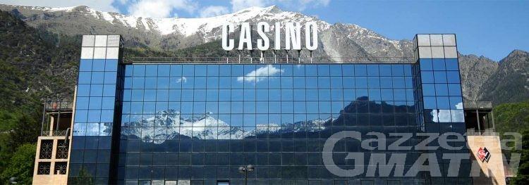Casinò VdA: la procura di Aosta ha chiesto il fallimento