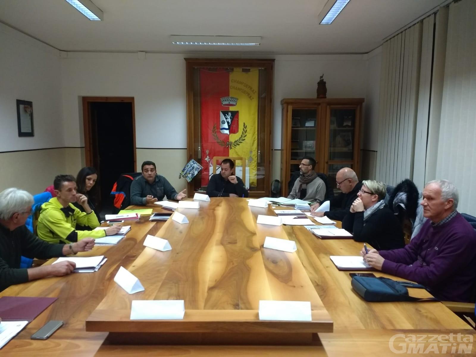 Champdepraz, rinviato per il maltempo il Consiglio comunale