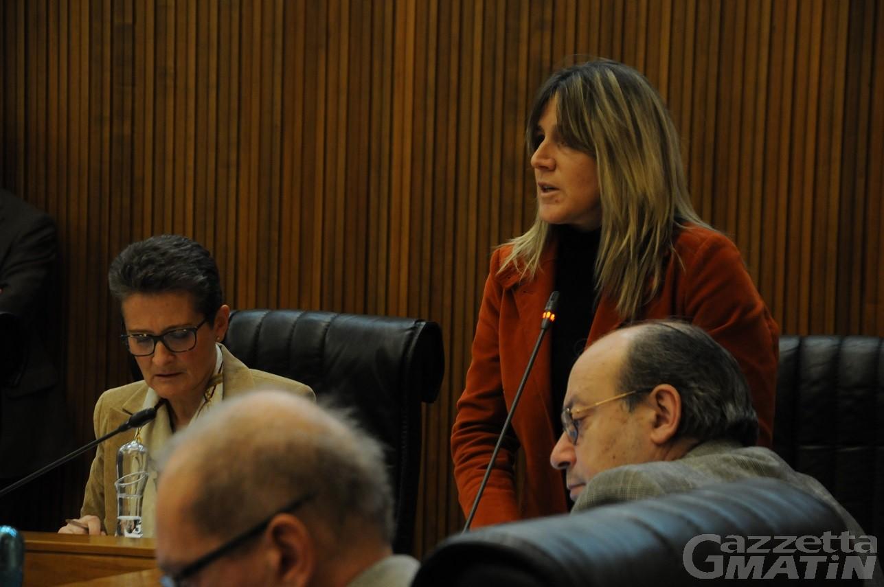 """Consiglio Valle, Certan a Spelgatti: """"faccia un passo indietro"""""""