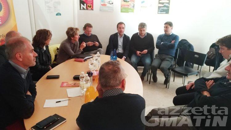Uv, Uvp e Alpe insieme danno il via alle consultazioni