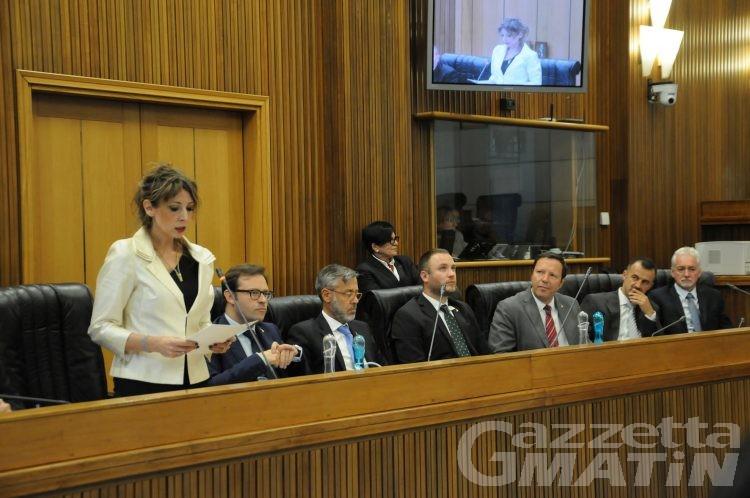 Lega VdA e Mouv' rilanciano:  «maggioranza e governo di scopo»
