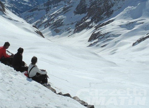 Sci, a Courmayeur piste aperte dal primo dicembre