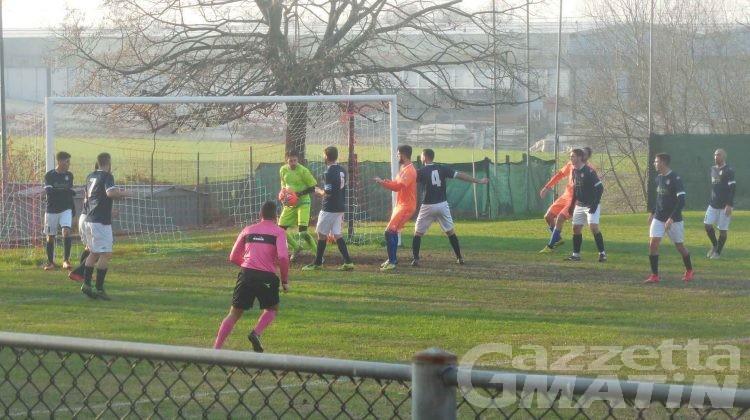 Calcio: un gol di Scala riporta il P.D.H.A. in testa