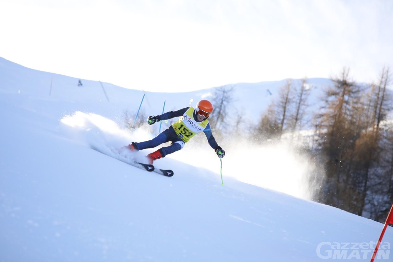 Sci alpino: il Gardena guida il Memorial Pietro Fosson