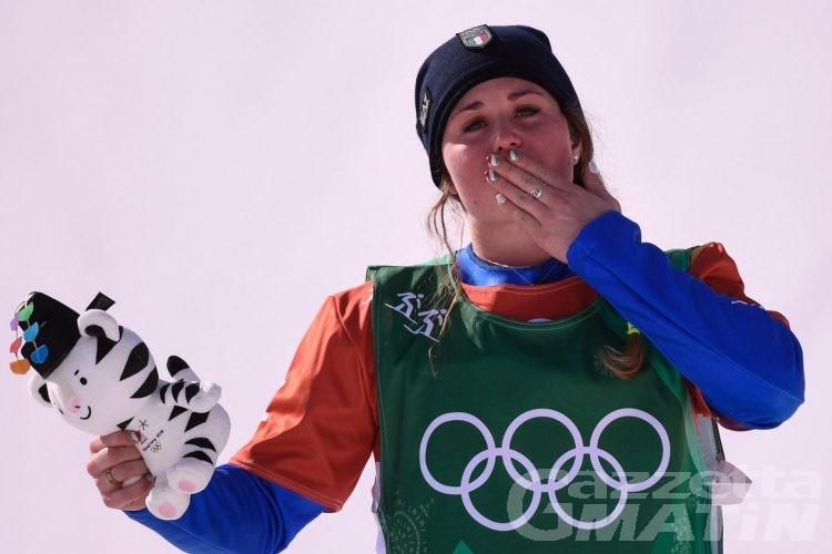 Coppa del Mondo snowboardcross, a Breuil-Cervinia anche la campionessa olimpica Michela Moioli