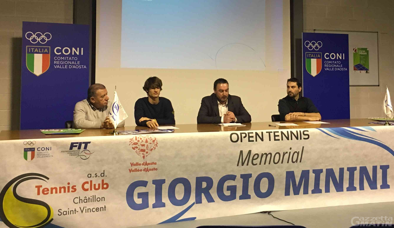 Tennis: Bega e Dentoni stelle del Memorial Giorgio Minini