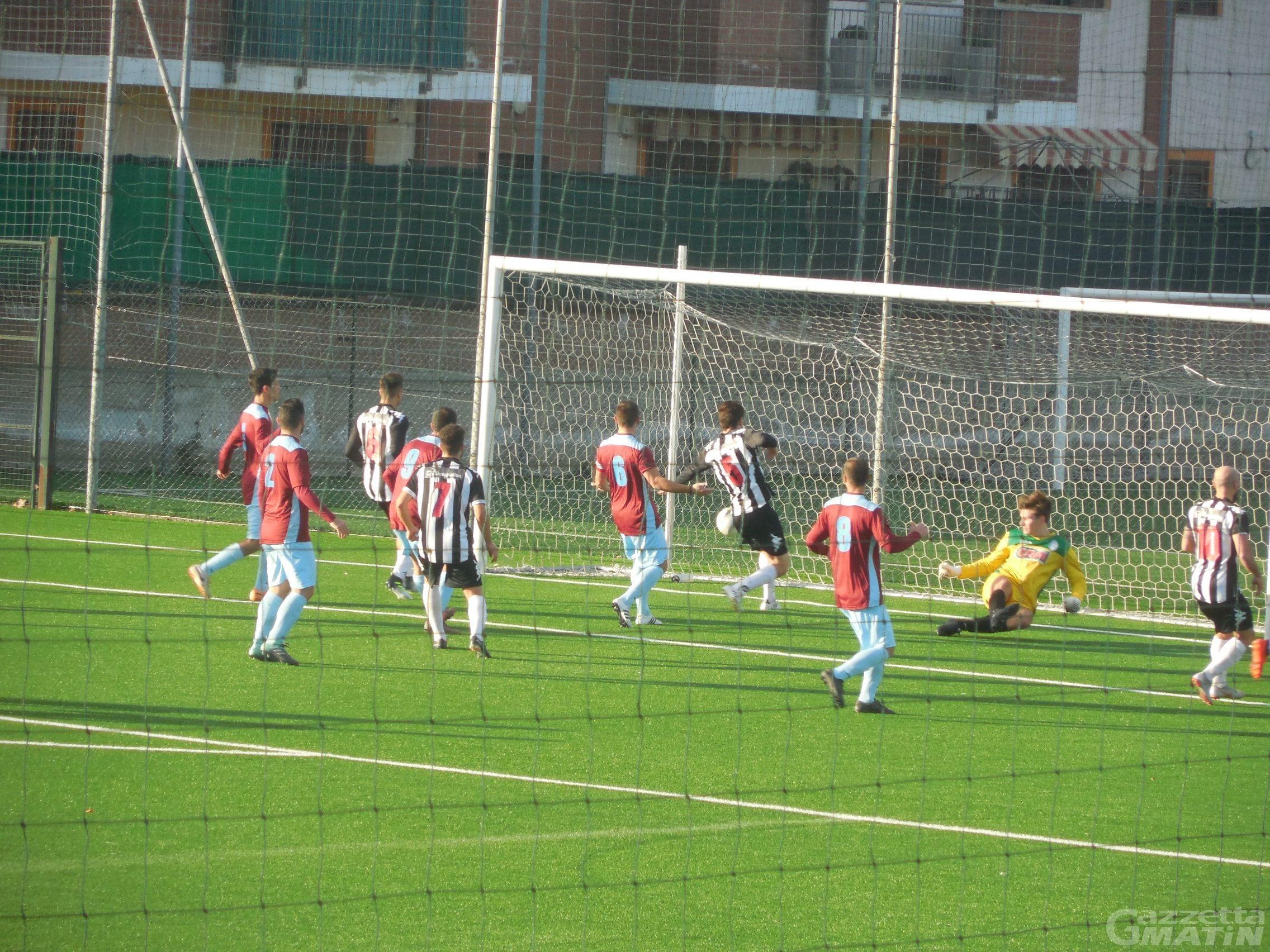 Calcio: il P.D.H.A. cade a Romentino e scivola al terzo posto