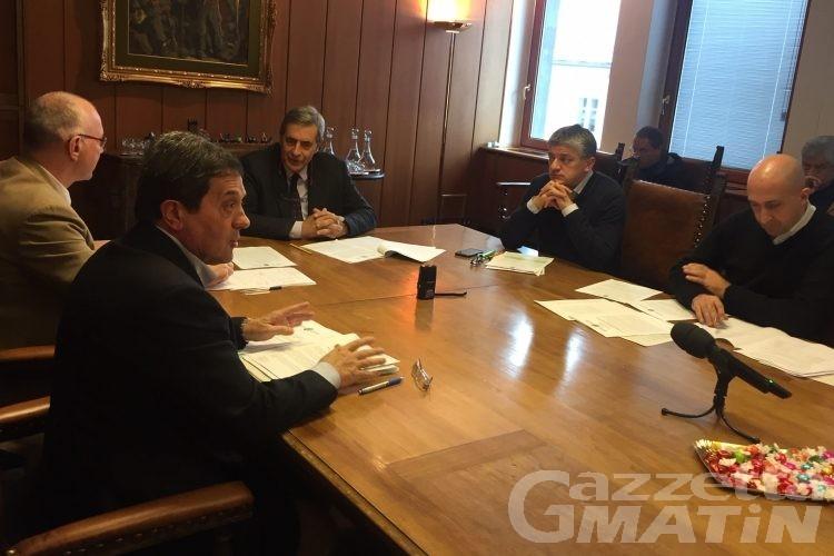 Regione VdA: approvata variazione di bilancio da 33 milioni