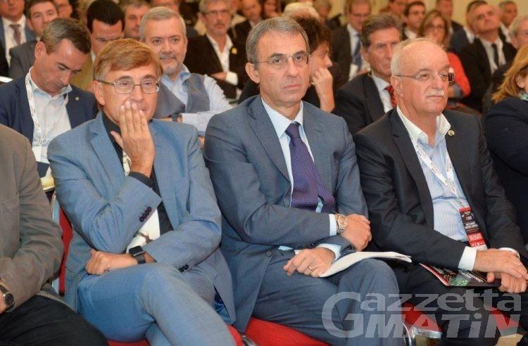 Federparchi, Italo Cerise confermato alla vicepresidenza