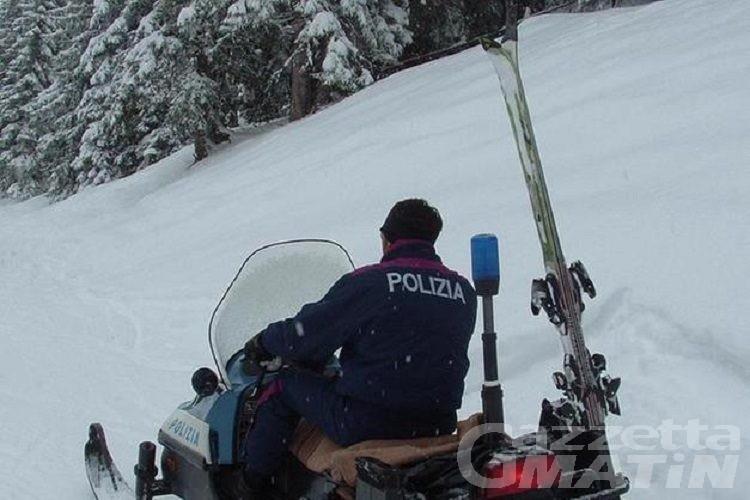 Breuil-Cervinia, denunciato ladro seriale di sci