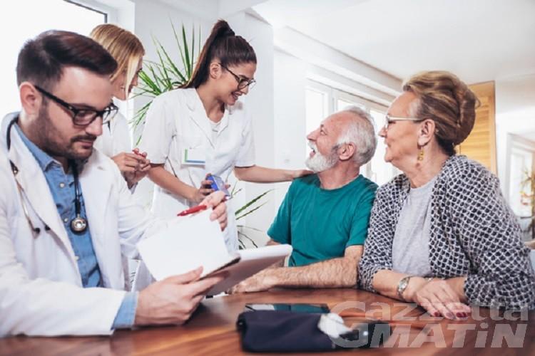 Salute, umanizzazione delle cure in un convegno ad Aosta