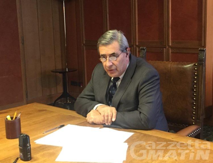 Operazione Geenna, Fosson: «avviate le procedure della legge Severino»