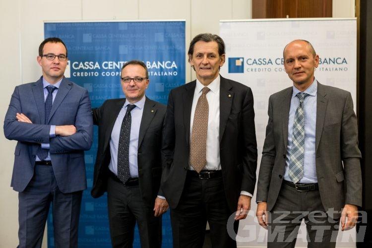 BCC valdostano nell'ottavo Gruppo Bancario italiano