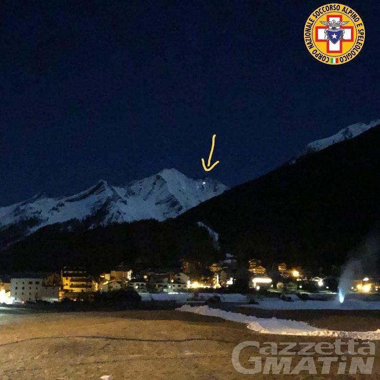 Cogne, due ghiacciatori recuperati con l'elicottero di Air Zermatt