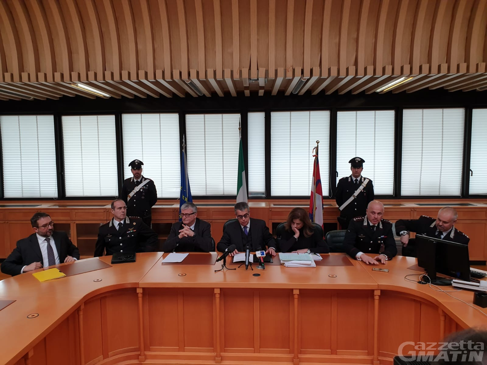 'Ndrangheta: «Raccolte le prove dell'insediamento di Aosta»