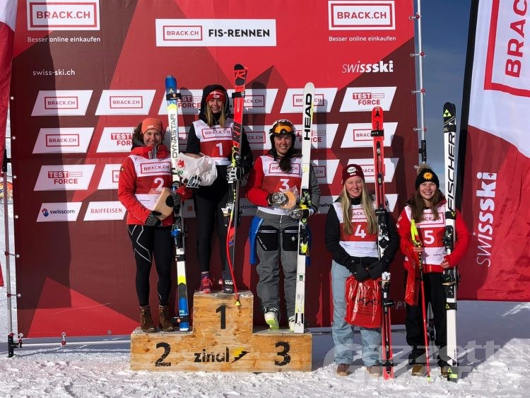 Sci alpino: Héloïse Edifizi si migliora a Zinal