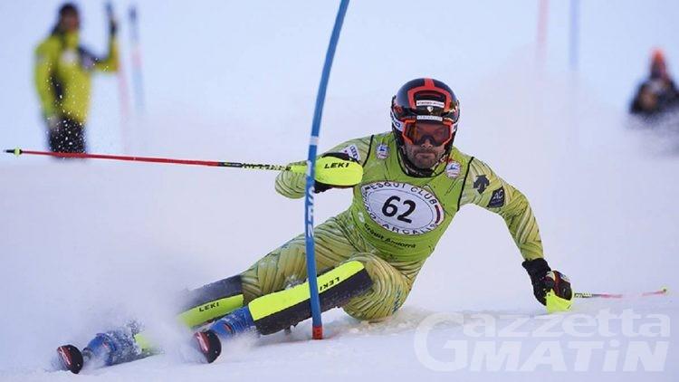 Sci alpino: parla spagnolo lo slalom di Gressoney