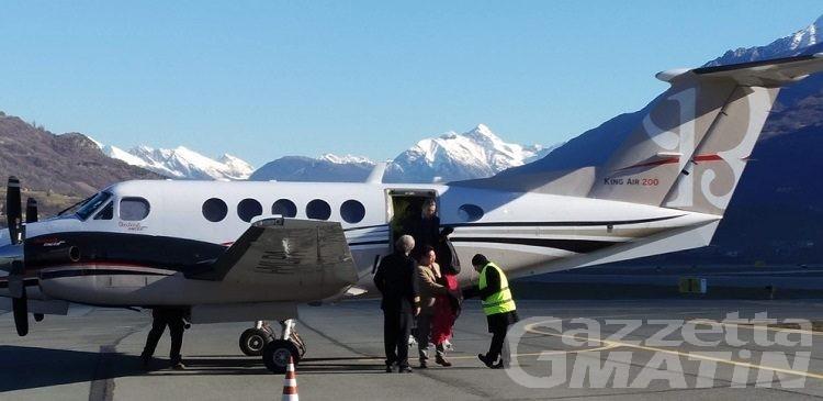 Da Bolzano ad Aosta in aereo, il progetto Alps Link per 25 mila turisti giapponesi