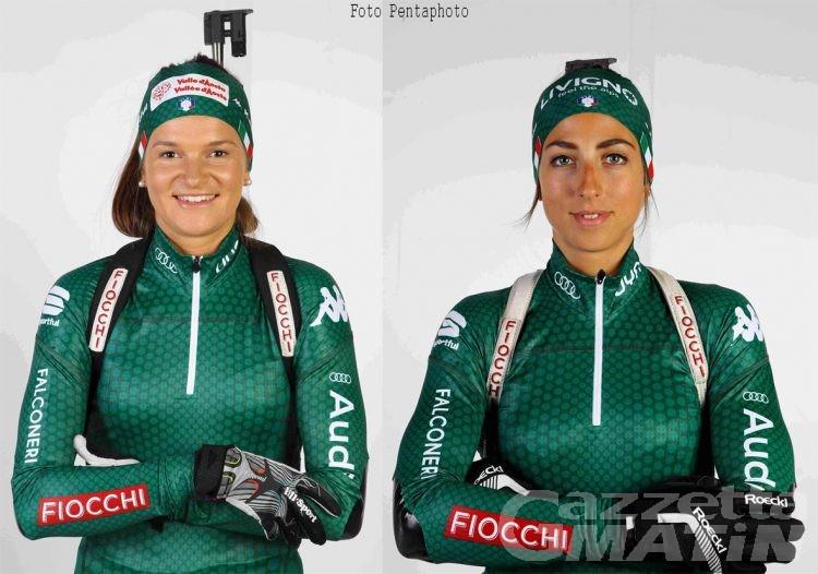 Biathlon: Nicole Gontier in crescita a Oberhof