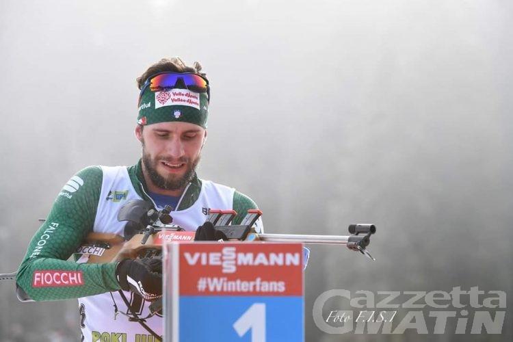 Biathlon: Thierry Chenal fuori dai primi sessanta a Oberhof