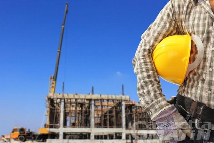 Imprese, nel 2018 commercio e edilizia ancora in affanno