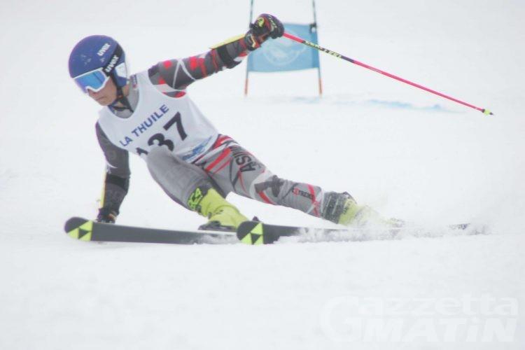 Sci alpino: lo svizzero Maurus Sparr vince a La Thuile