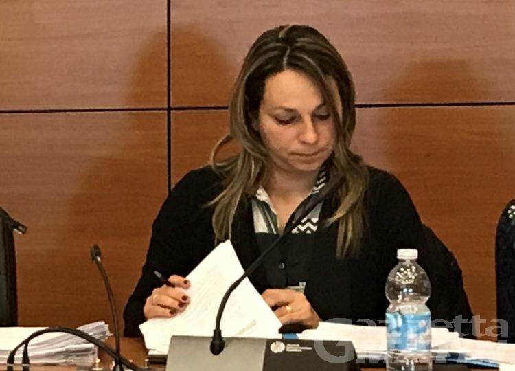 'Ndrangheta: resta in carcere Monica Carcea, l'ex assessore di Saint-Pierre