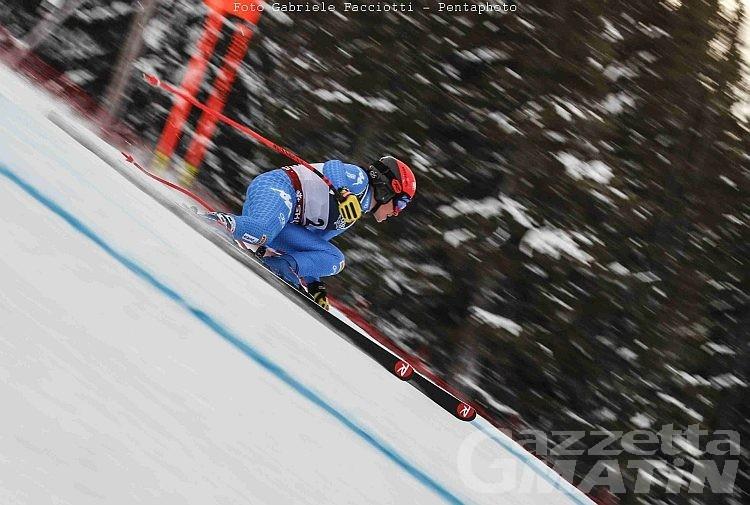 Mondiali sci alpino: combinata, Brignone sesta nella libera
