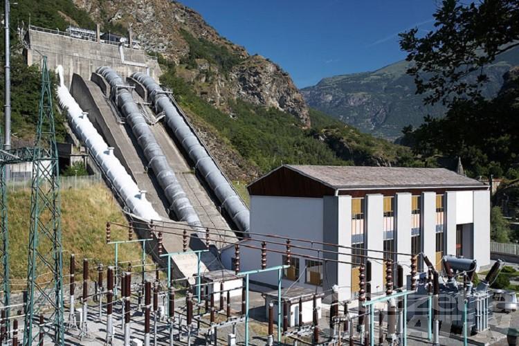 Idroelettrico Valle d'Aosta, mozione per disciplinare le concessioni