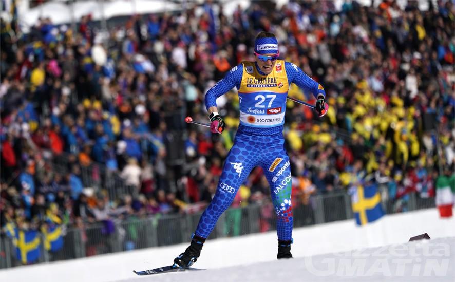 Fondo: positiva prestazione di Elisa Brocard nello skiathlon