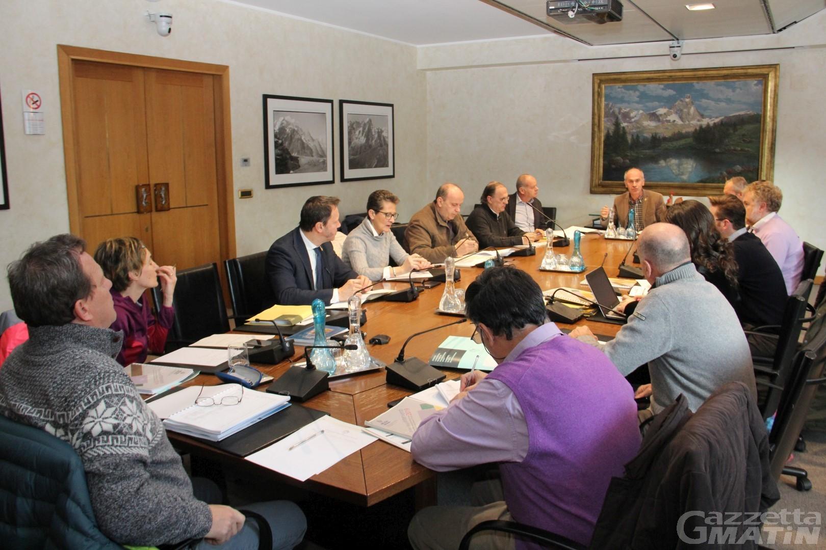 Regione VdA: via libera dalla terza commissione ai cantieri forestali