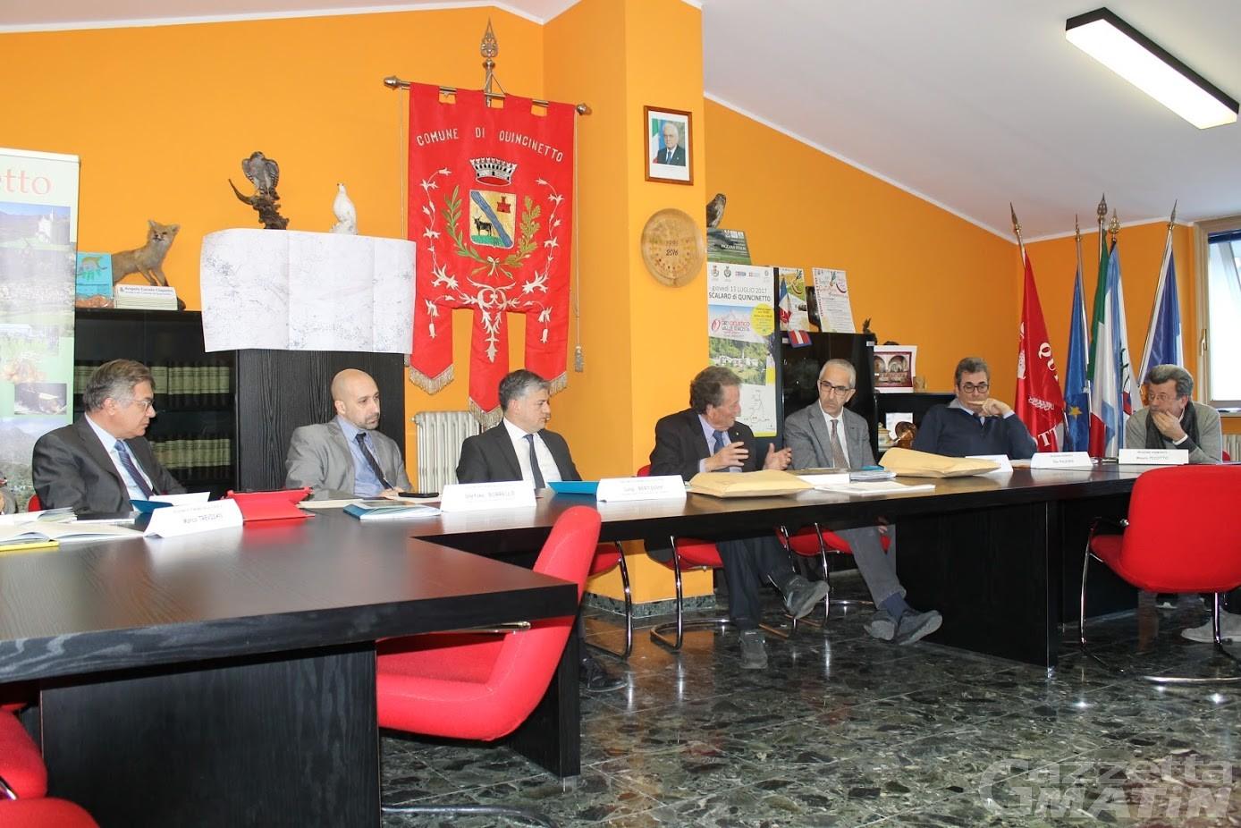 Regione VdA rilancia la cooperazione tra Bassa Valle e Canavese
