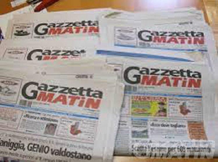 Editoria, i valdostani sono i più attenti all'informazione locale