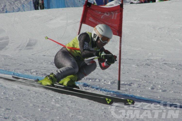 Sci alpino: Giulia Albano 30ª nella combinata Fis di Davos