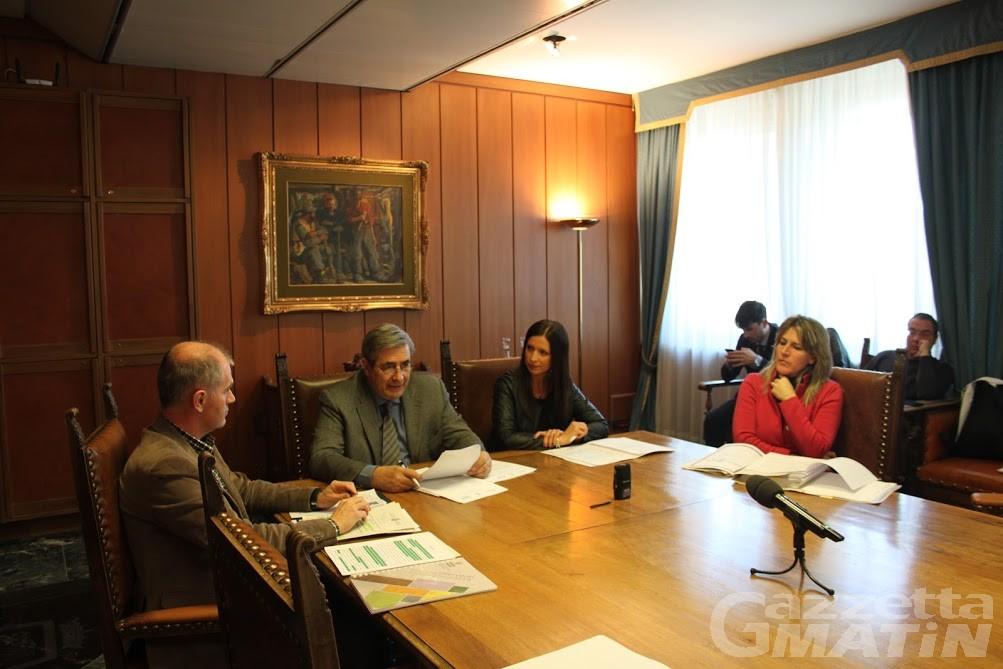 Ambiente e territorio: 10,8 milioni per i cantieri forestali