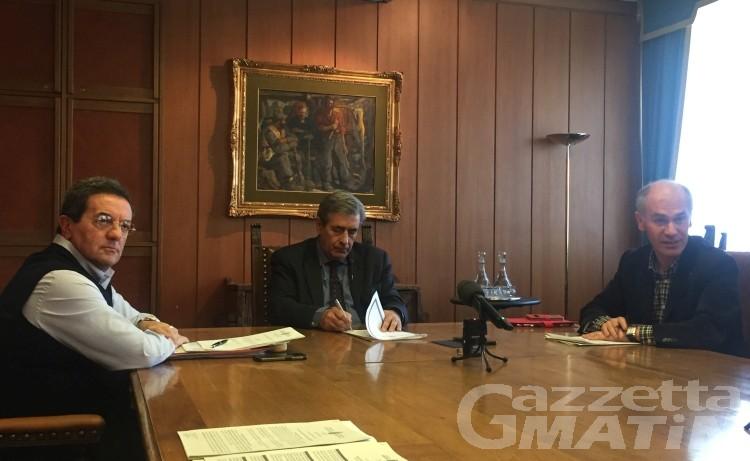 Geenna: il presidente Fosson replica alla consigliera Pulz: «ignoranza giuridica enorme»