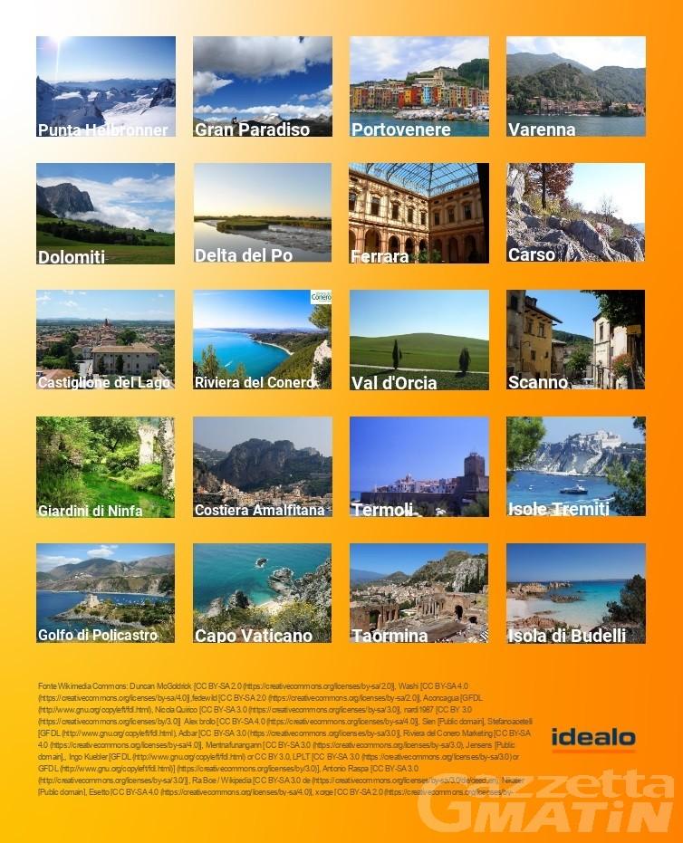 Fotografia digitale: i luoghi più belli in Italia da immortalare