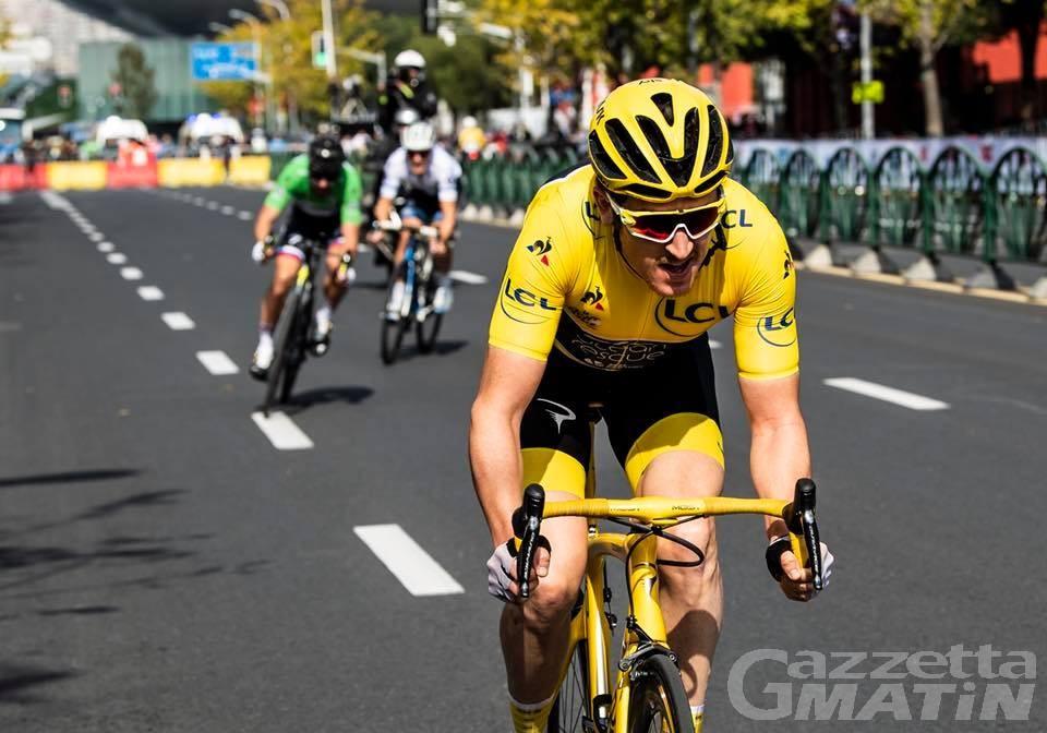 Grandi eventi, dopo lo sci la Valle punta al Tour de France