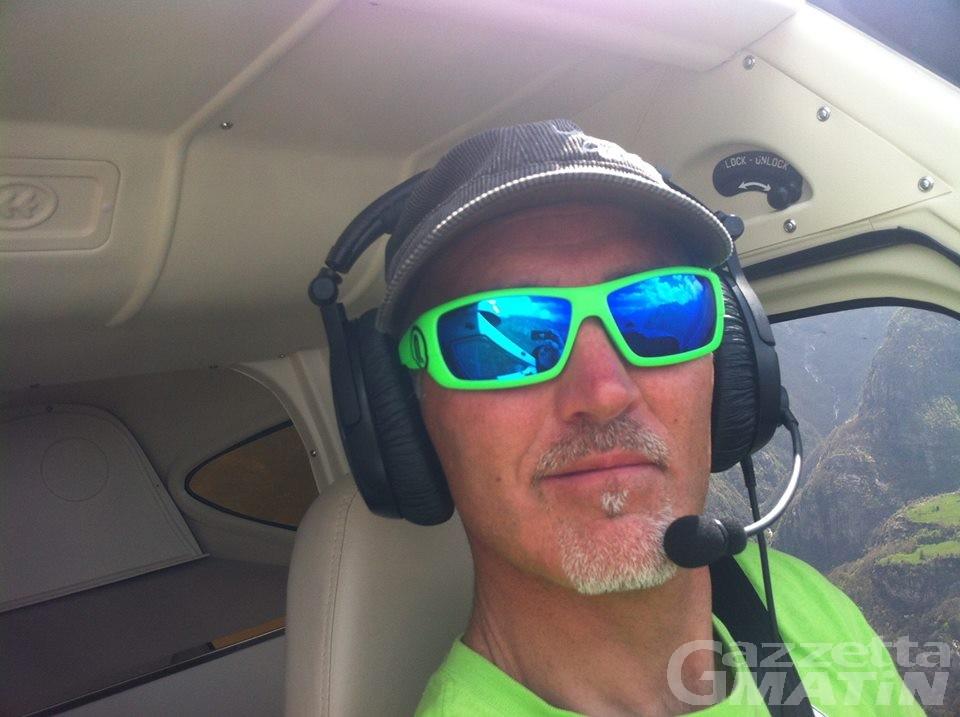Tragedia: morto Corrado Hérin in un incidente aereo