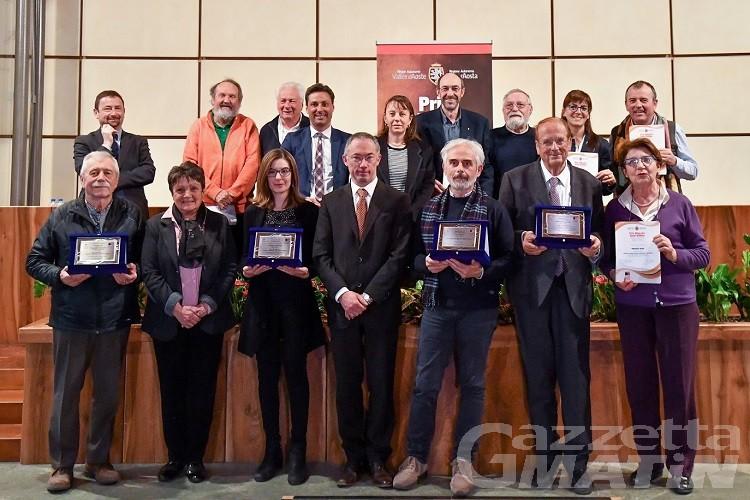 Les lauréats du XXVème Prix littéraire René Willien