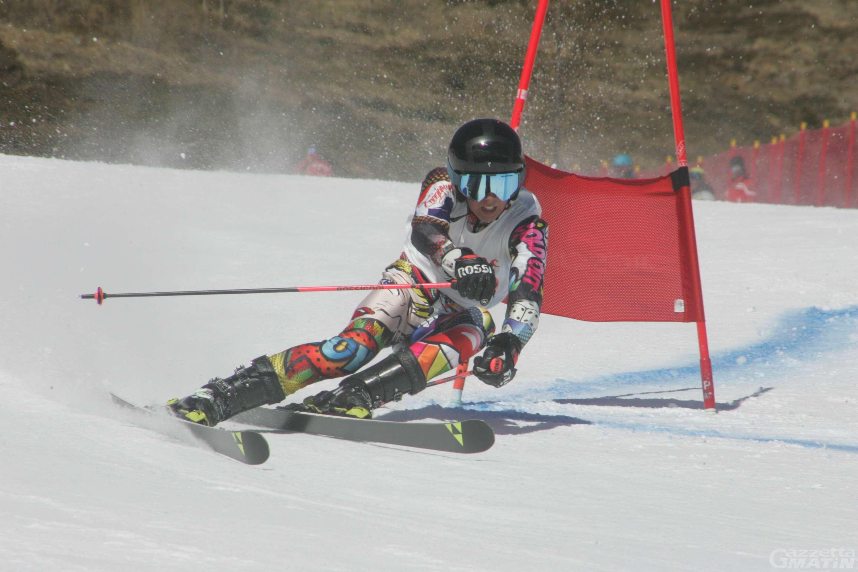 Sci alpino: incoronati i campioni valdostani Children di superG