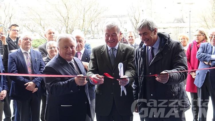 Confcommercio: inaugurata la sede con il lancio di Crea Impresa