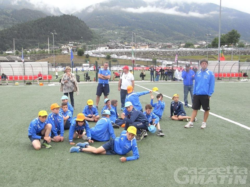 Calcio: una squadra finlandese all'8° Trofeo Valle d'Aosta