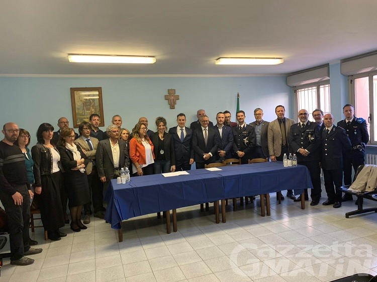 Carcere di Brissogne, Morrone: stop a detenuti in ozio tutto il giorno