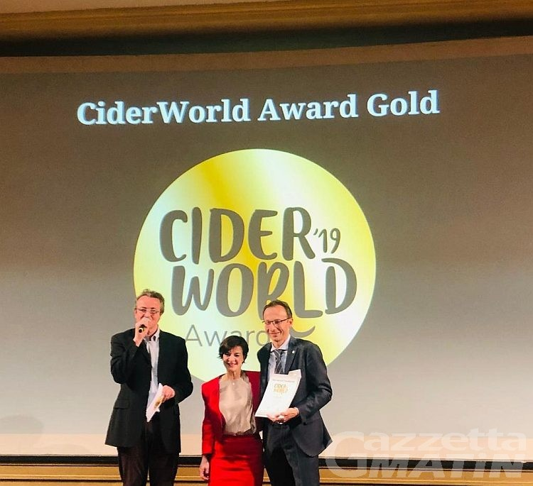 Cider World Award 2019: ennesimo trionfo per Maley